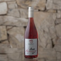 Frizzante André rosé Country Wine 2014