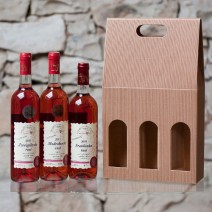 Set of 3 rose wines