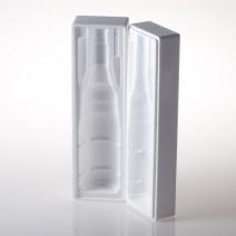Polystyrenový obal na víno - 1 láhev
