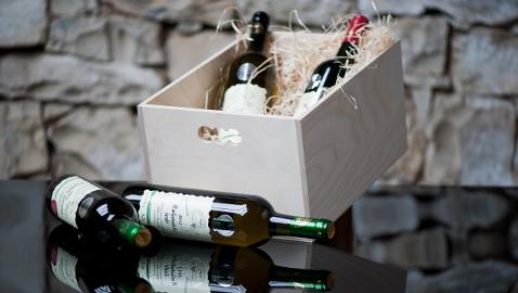 Krabice na vína