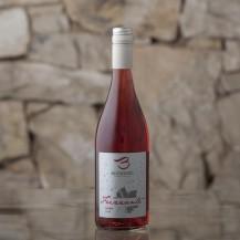 Frizzante André rosé Country Wine 2014