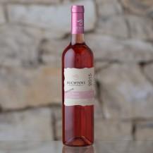 Merlot rosé Exclusive pozdní sběr 2015